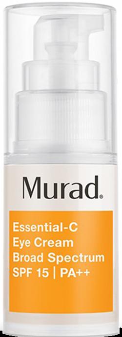 Kem dưỡng ẩm và bảo vệ da vùng mắt Murad Essential-C Eye Cream Broad Spectrum SPF 15 PA++
