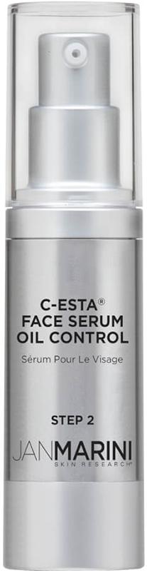Serum ngừa lão hóa kiểm soát dầu Jan Marini C-esta Face Serum Oil Control
