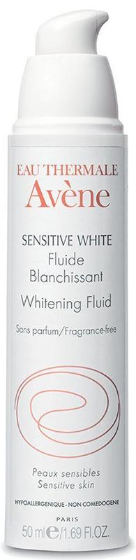 Tinh chất dưỡng trắng da, làm mờ vết nám  Avène Whitening Fluid Sensitive White