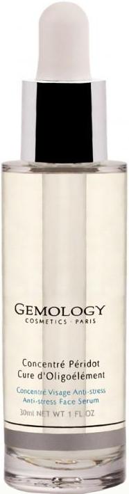 Tinh chất giữ ẩm nuôi dưỡng chống căng thẳng cho da từ đá Peridot Gemology anti-stress face serum