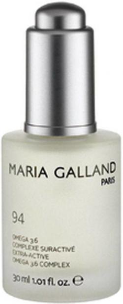 Tinh chất Omega 3,6 giúp dưỡng ẩm, chống lão hóa sớm cho da khô Maria Galland  Extra-Active Omega 3.6 Complex 94