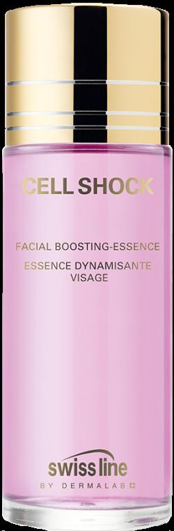 Tinh chất thần kỳ tái tạo tế bào, phục hồi năng lượng và thanh lọc da hoàn hảo Cell Shock Facial Boosting Essence