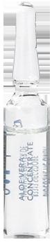 Tinh chất lô hội giảm kích ứng Dr Spiller Aloe vera Concentrate Ampoule