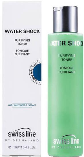 Dung dịch ổn định dầu và tinh khiết da Swissline Purifying Toner