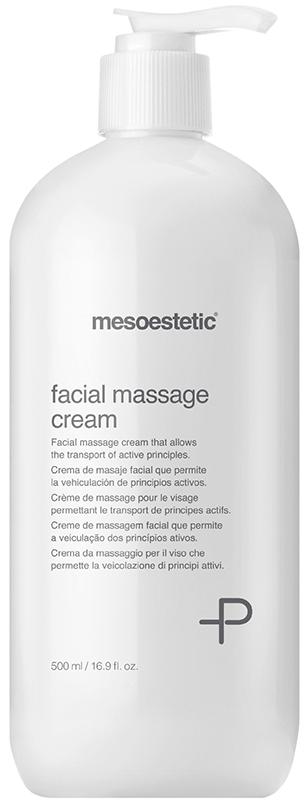 Kem massage chuyên nghiệp Mesoestetic Facial Massage Cream