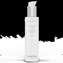 Nhũ tương làm sạch và làm dịu da Swissline Emulsion Cleanser