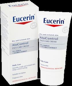 Kem dưỡng giảm viêm ngứa Eucerin Atocontrol 12‰ Omega Cream