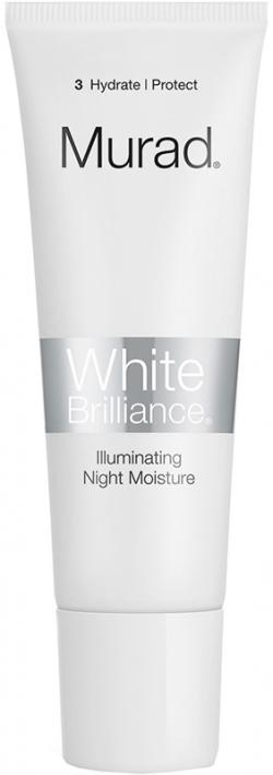 Kem dưỡng làm trắng da ban đêm Murad White Brilliance Illuminating Night Moisture