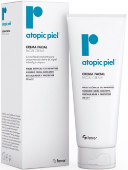Kem dưỡng phục hồi da dị ứng Repavar Atopic Piel Facial Cream