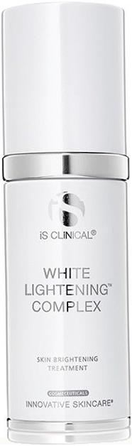 Kem dưỡng trắng và làm mờ đốm nâu iS CLINICAL  White Lightening Complex