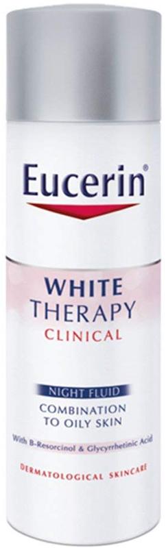 Kem dưỡng trắng sáng da ban đêm Eucerin White Therapy Night Fluid