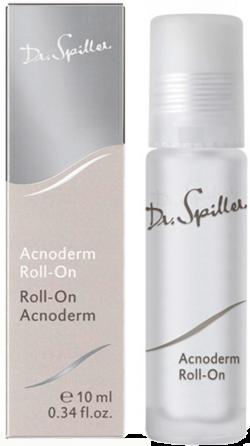 Thanh lăn giúp giảm mụn, kháng viêm, diệt khuẩn Dr.Spiller Acnoderm Roll-On