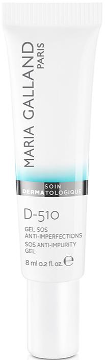 Gel chấm mụn, kiểm soát dầu, thu nhỏ lỗ chân lông Maria Galland SOS Anti-Impurity Gel