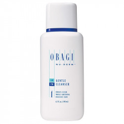 Sữa rửa mặt cho da khô Obagi Nuderm Gentle Cleanser