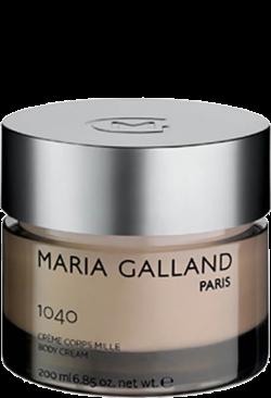 Kem dưỡng toàn thân cao cấp làm săn chắc, mờ nếp nhăn Maria Galland Body Cream Mille 1040