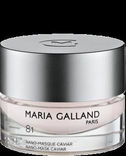 Mặt nạ hồi sinh da từ trứng cá cho da khô và lão hóa Maria Galland Nano Mask Caviar 81