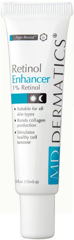 Kem hỗ trợ giảm sạm nám chống lão hóa da MD Dermatics Retinol 1‰
