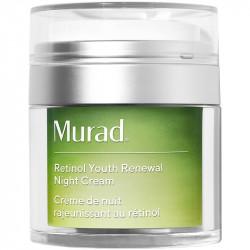 Kem dưỡng ban đêm giảm nếp nhăn, trẻ hóa da cấp kỳ Murad Retinol Youth Renewal Night Cream
