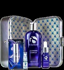 Bộ sản phẩm làm sạch da dưỡng ẩm Is Clinical Refreshing Essential Gift Set