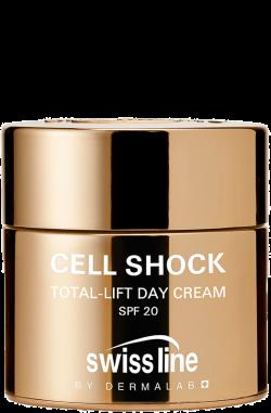 Kem chống lão hóa, nâng cơ Swissline Total Lift Day Cream SPF20