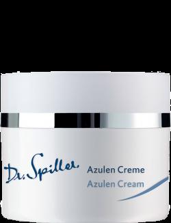 Kem dưỡng chống kích ứng cho da khô Dr Spiller Azulen Cream