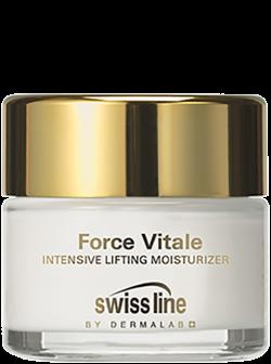 Kem hoocmon giữ ẩm sâu nâng đỡ da Swissline Intensive Lifting Moisturizer