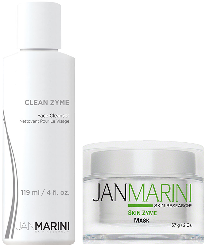 Bộ dưỡng tái tạo da Jan Marini Skin Zyme