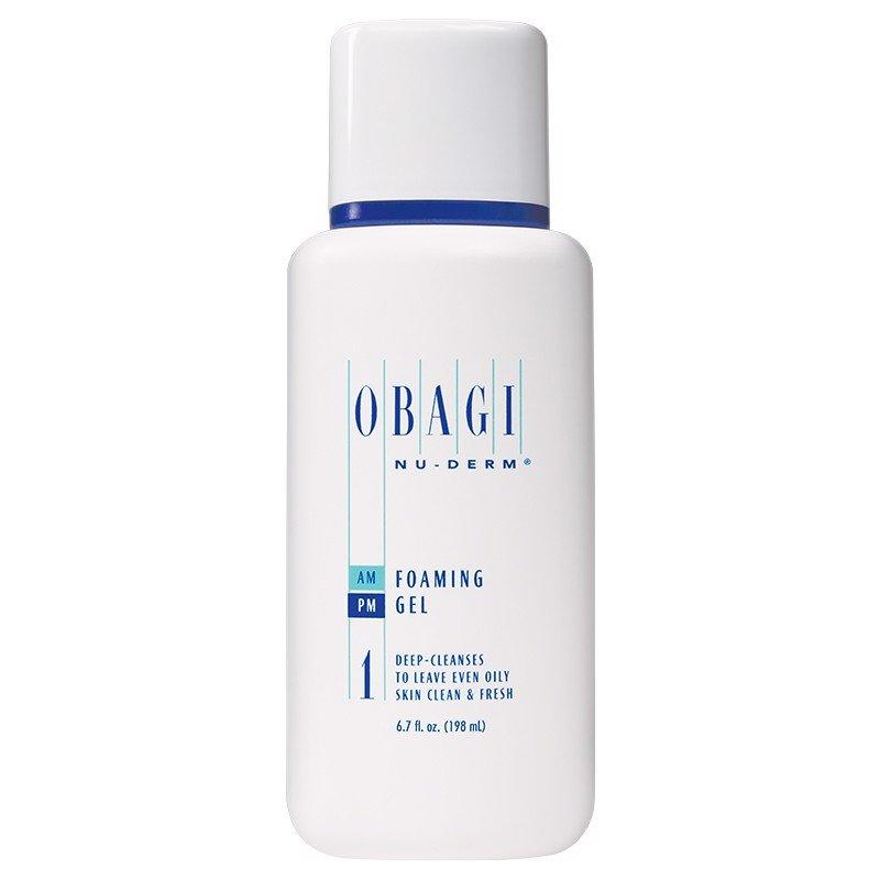 Sữa rửa mặt cho da dầu Obagi Nu-Derm Foaming Gel