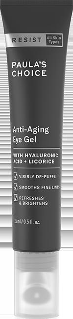 Gel chống nhăn vùng mắt kèm đầu massage Paula's Choice Resist Anti-Aging Eye Gel