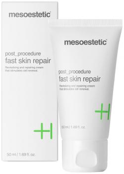 Kem cấp ẩm làm dịu da Mesoestetic Fast Skin Repair