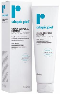 Kem dưỡng thể phục hồi, làm mềm dịu da dị ứng Repavar Atopic Piel Body Cream Extreme