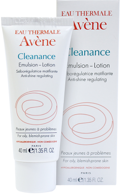 Lotion chống bóng nhờn Avène Cleanance Anti Shine Regulating Lotion