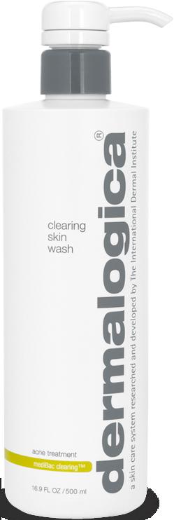 Sữa rửa mặt Dermalogica Clearing Skin Wash