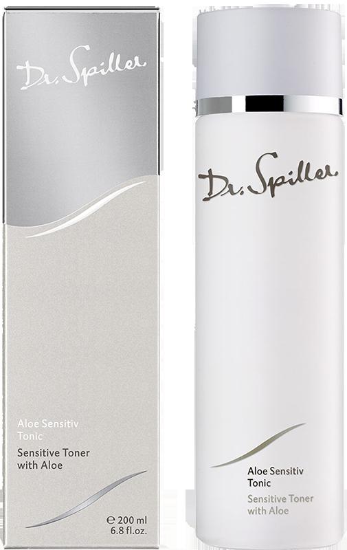Nước cân bằng da lô hội Dr Spiller Sensitive Toner With Aloe cho da nhạy cảm