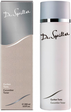 Nước cân bằng da dưa leo cho da hỗn hợp Dr Spiller Cucumber Toner