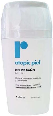 Gel tắm làm mềm dịu da Repavar Atopic Piel Bath Gel