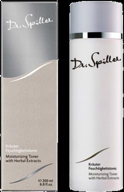 Nước cân bằng da thảo dược cho da dầu mụn DR Spiller Moisturizing Toner with Herbal Extracts