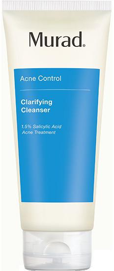 Gel rửa mặt chống khuẩn, ngăn ngừa mụn Murad Clarifying Cleanser