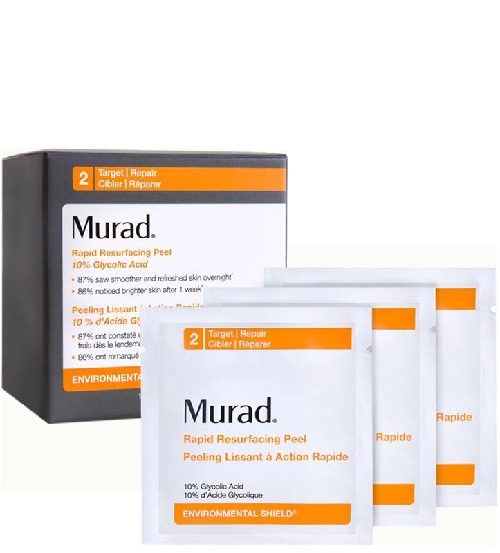 Khăn tái tạo & giải độc da Murad Rapid Resurfacing Peel