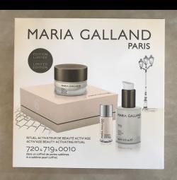Bộ sản phẩm chống lão hóa Maria Galland Activ' Age Beauty Activating Rituel 720 & 719 & 0010