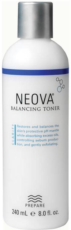 Nước hoa hồng làm sạch, se khít lỗ chân lông Neova Balancing Toner