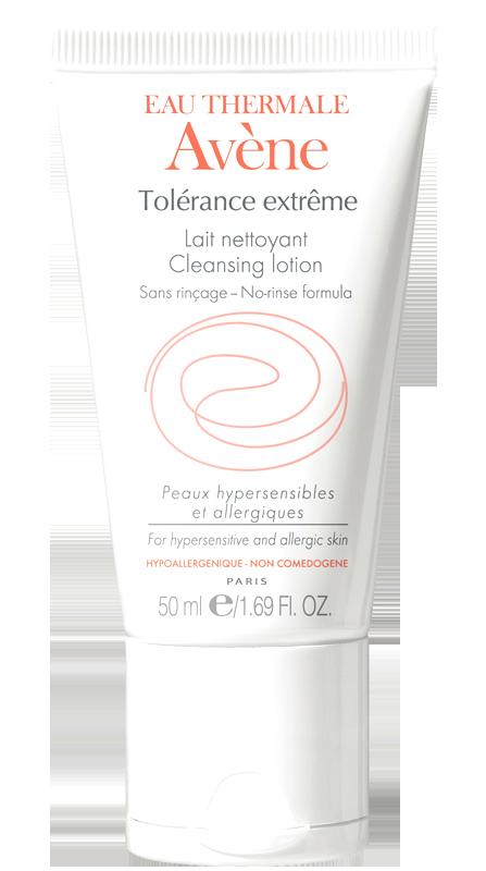 Lotion rửa mặt dành cho da quá nhạy cảm và dị ứng Avene Tolerance Extreme