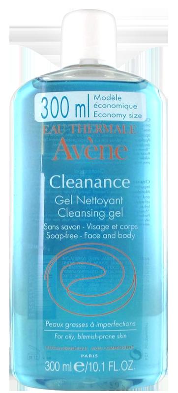 Sữa rửa mặt cho da nhờn, mụn Avène Cleanance Soapless Cleanser Gel 300ml