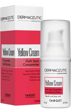 Kem giúp giảm nám Dermaceutic Yellow cream