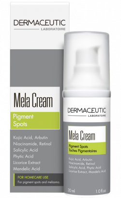 Kem giúp giảm nám mảng sắc tố Dermaceutic Mela Cream