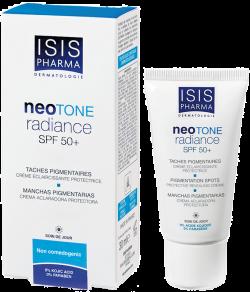 Kem dưỡng trắng da, giảm nám, chống nắng ISIS Neotone Radiance SPF50+