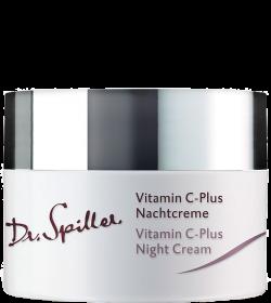 Kem dưỡng trắng da ban đêm Dr Spiller Vitamin C-Plus Night Cream