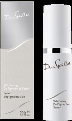 Kem giảm nám dạng serum Dr Spiller Whitening De Pigmentor Serum