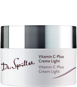 Kem dưỡng da ban ngày Dr Spiller Vitamin C-Plus Cream Light