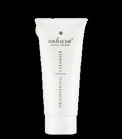 Sữa rửa mặt trắng da Sakura Brightening Cleanser